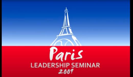 ALS in Paris 2009